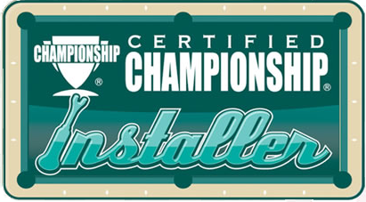 Certified Championship Installer